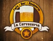 Diseño de Logotipo la cerveceria en san juan de alicante