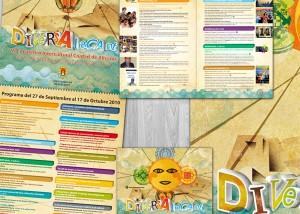 Diseño Gráfico de carteles, folletos, mupis, lonas,... diversalacant de Alicante