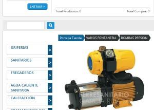 diseño web tienda virtual ferresanitario garcia ruiz