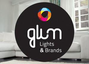 Proyecto glumdesign diseño de logotipo, diseño gráfico de folletos y diseño web.