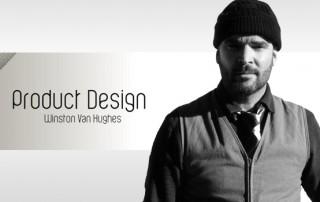Entrevista a Winston Van Hughes diseñador de productos diseño 3d product design